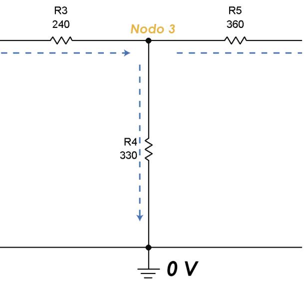 Ley de las corrientes de Kirchhoff